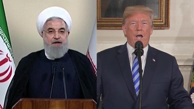 Trump Turns It Down a Notch on Iran