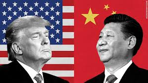 President Trump: China won't become a top superpower 'With Him' in office