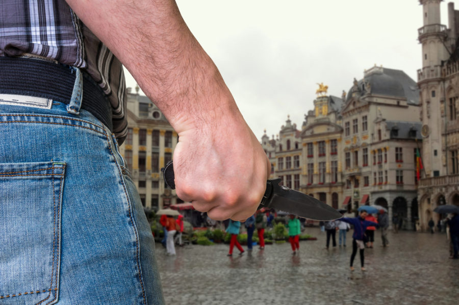 German states to ban knives in public places due to drastic spike in stabbings