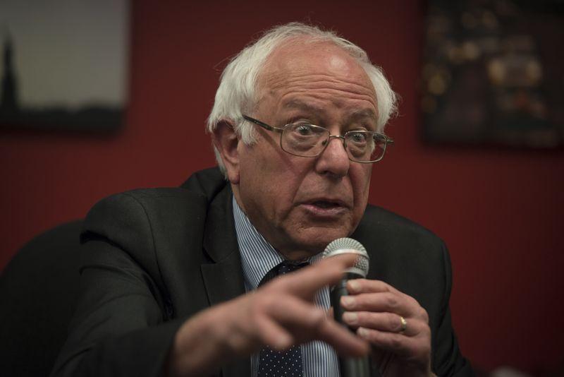 Bernie Sanders to scratch student debt?