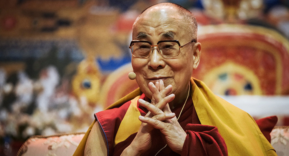 Dalai Lama: 'Europe to be kept for Europeans'