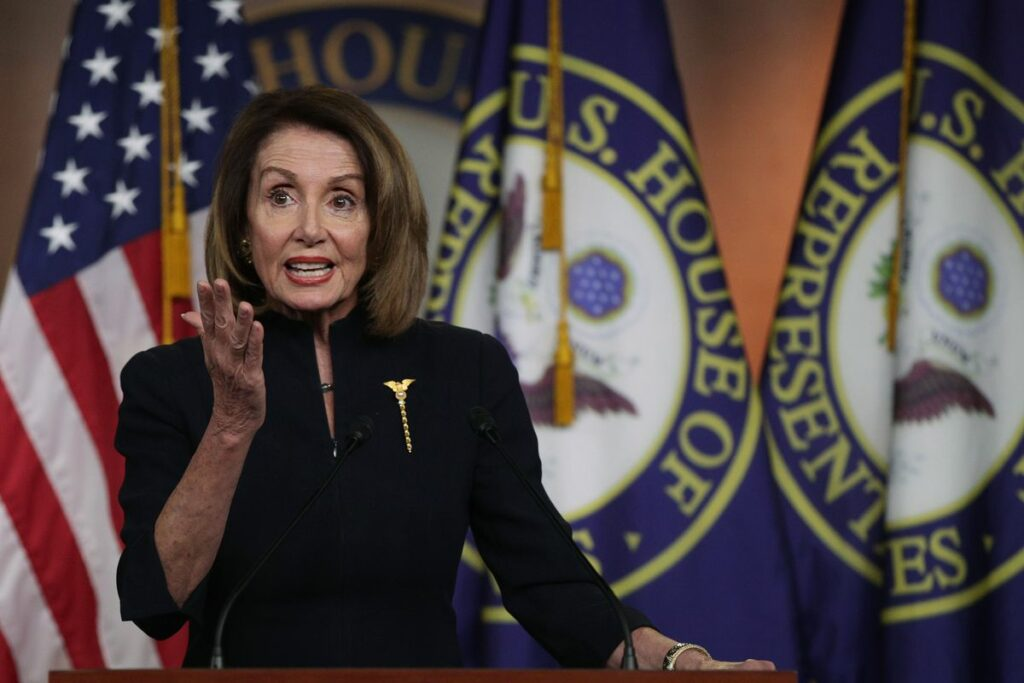 Is Pelosi Really In Charge?