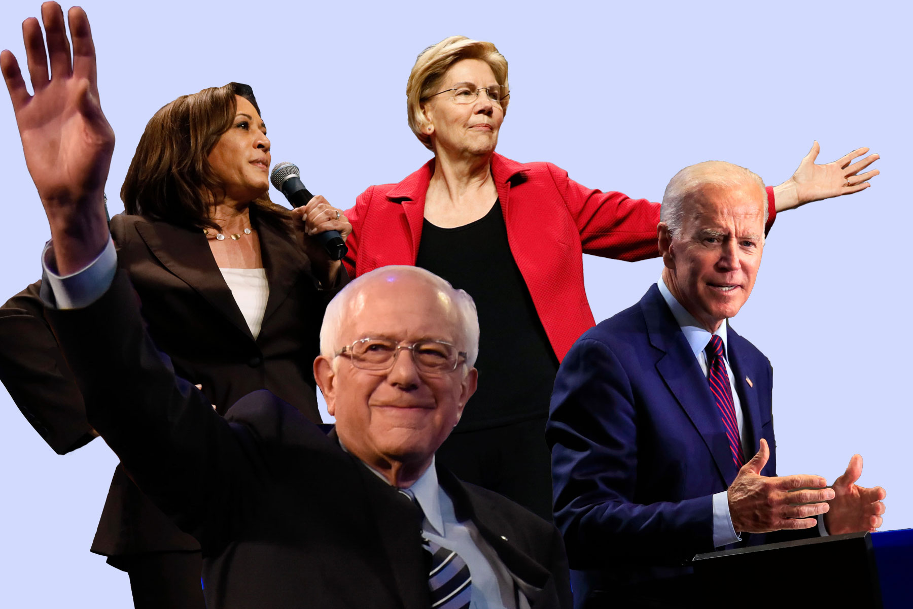 2020 Donkey Candidates Couldn't Care Less About Most Americans