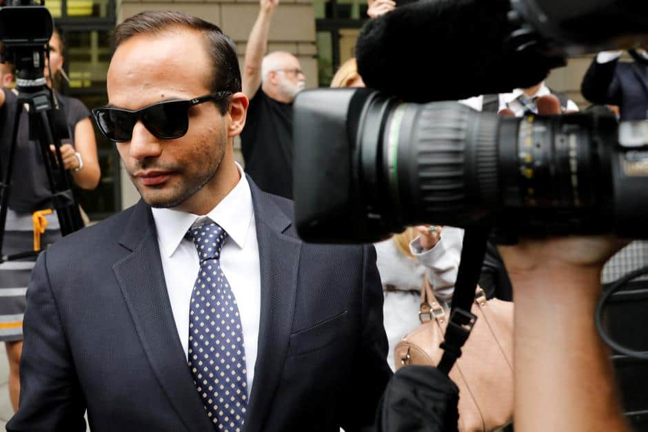 Papadopoulos Heads to Greece to Retrieve Investigator's 'Entrapment' Payment