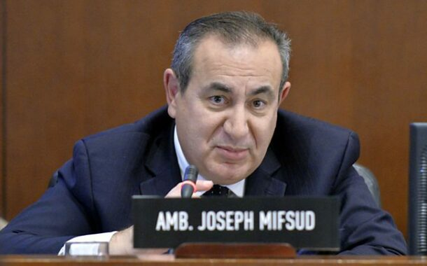 Who is Professor Mifsud, and why wasn't he charged by Mueller?