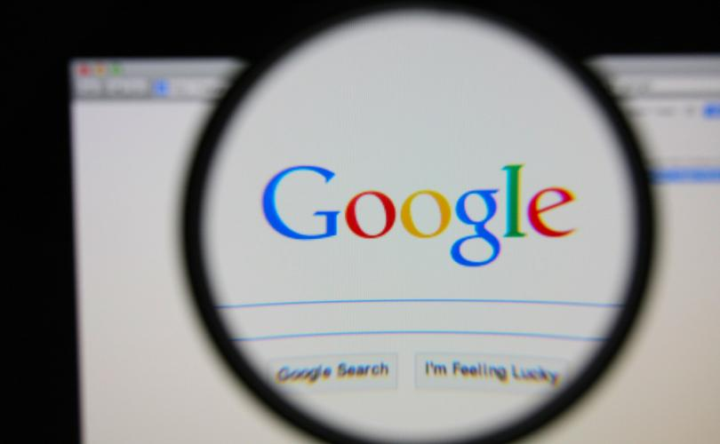 Google Is Tampering With Elections to 'Overthrow' the Government