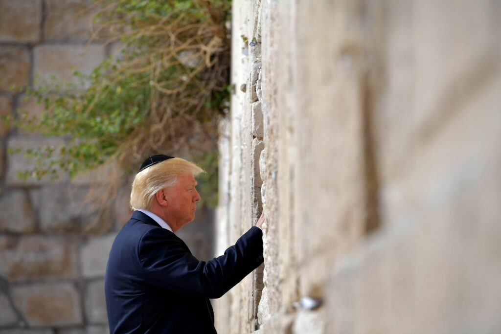 He May Not Be the Messiah, But Trump Is the Best Friend Jews Ever Had