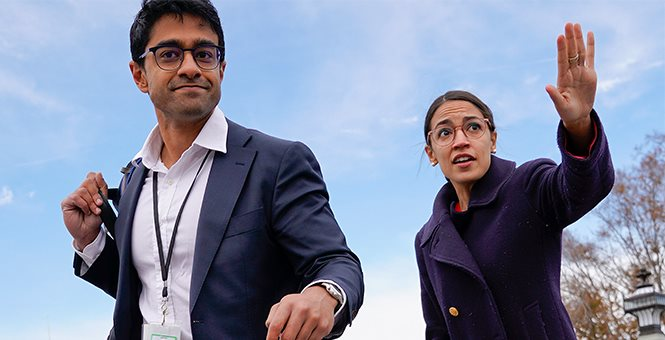 AOC's Chief of Staff Under Federal Investigation