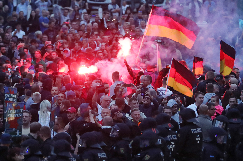 Syrian Migrant Murderer Leaves Germany Stunned