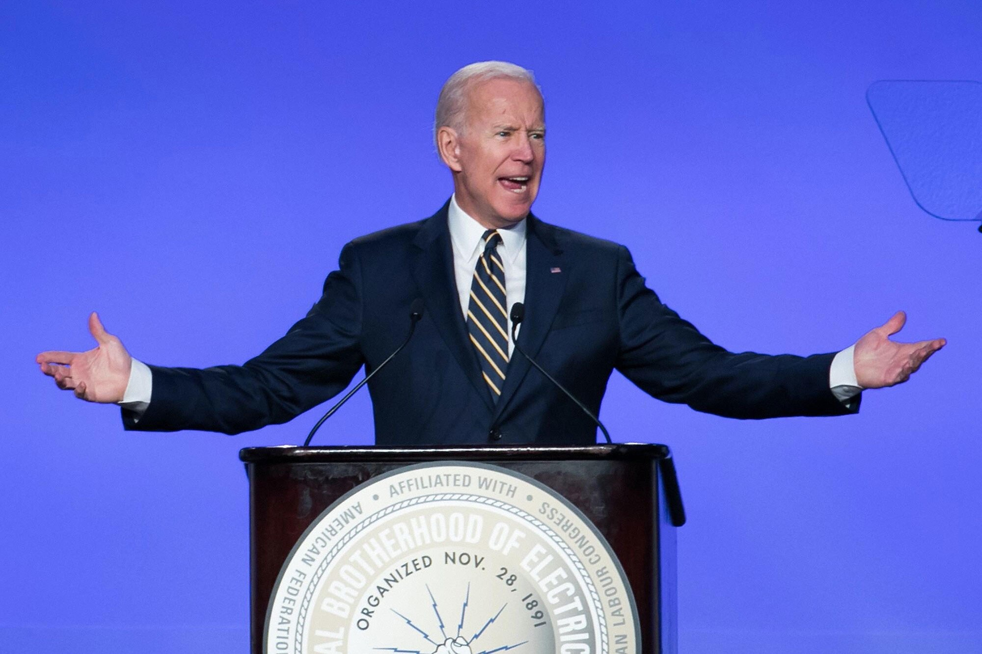 Biden Gaffes Again, This Time on Healthcare
