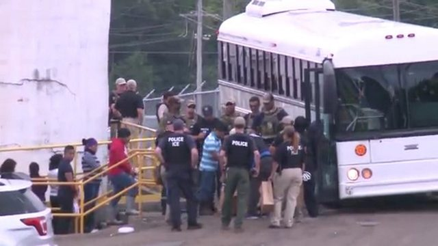 ICE Just Captured Hundreds Of Illegals In Largest Raid Yet