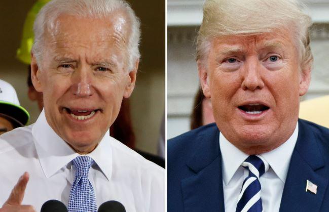 Sleepy Joe Doesn't Have a Chance Against Trump