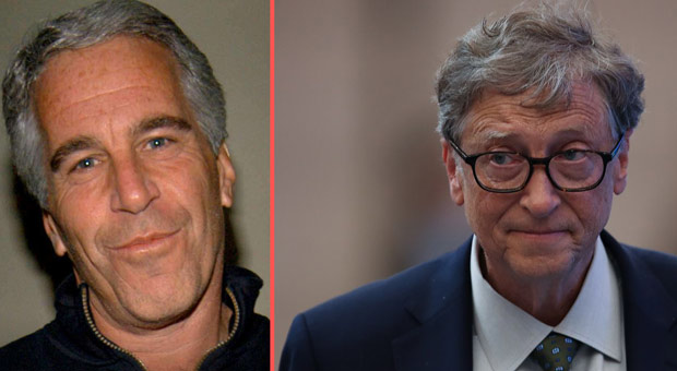 Another Shocking Big Name With Ties to Epstein!