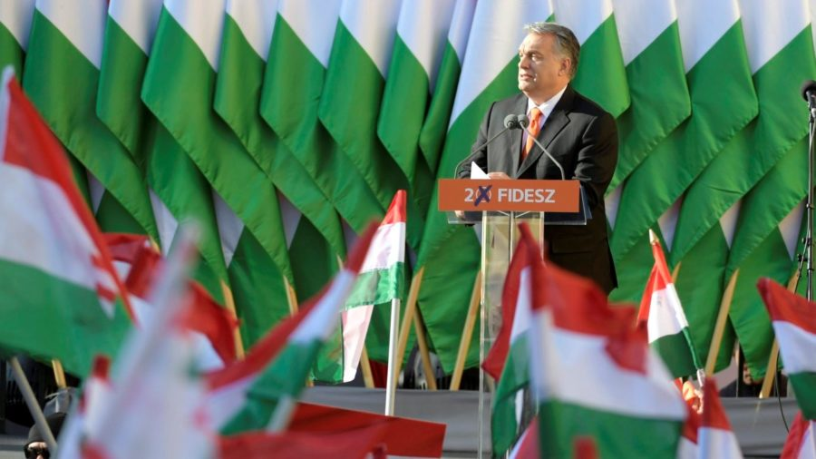 Hungarian Prime Minister Still Cracks To The Topic Of Migration