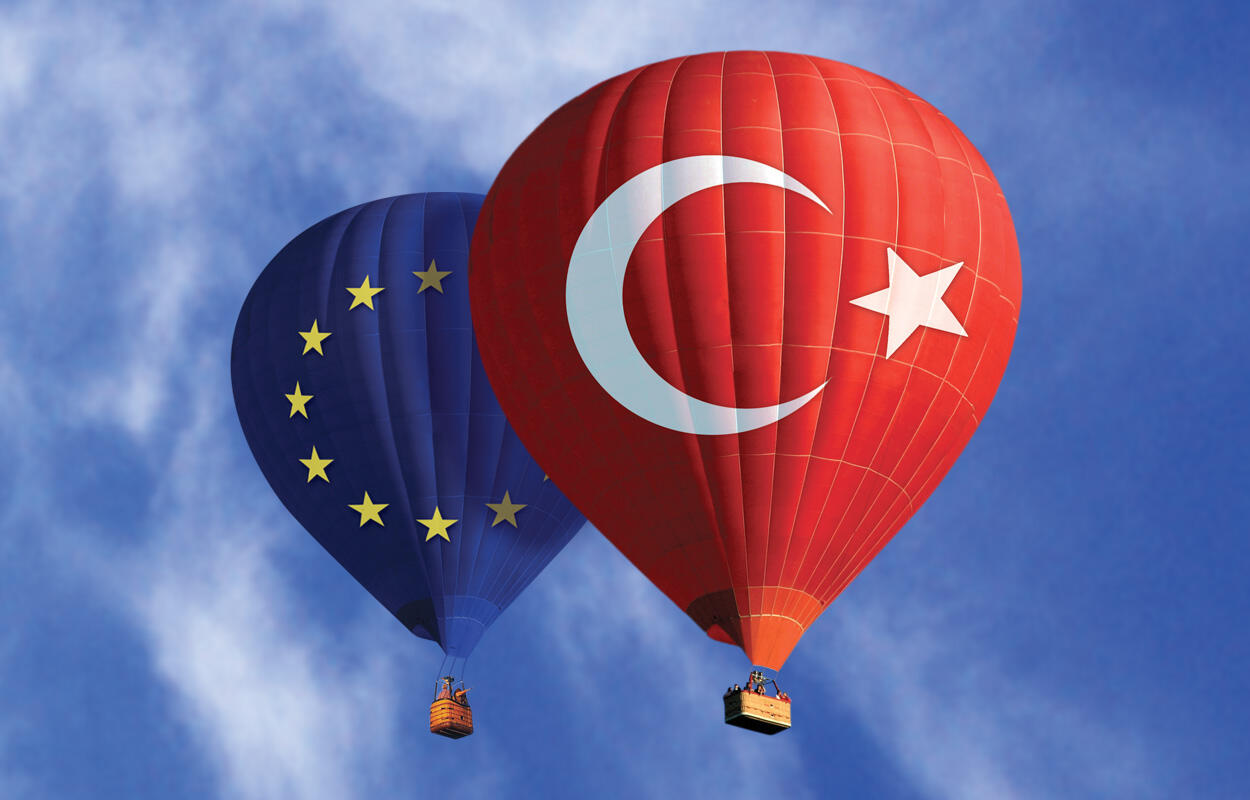Turkey Gives Europe A Huge Threat
