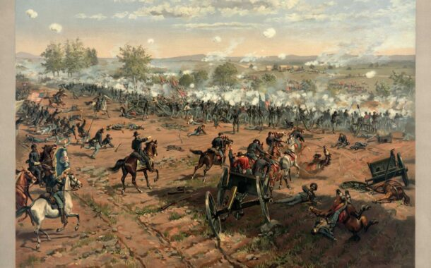 Three Quarters of Americans Believe Civil War Is In Sight