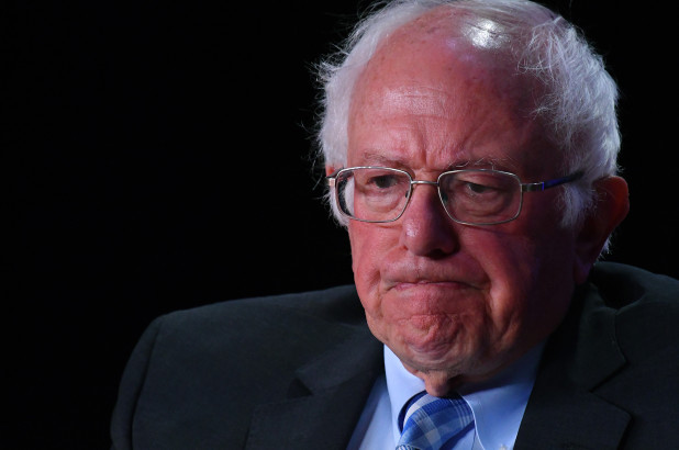 Sanders Says 'Death by Cop' Is Usually The Fault of Young African Americans
