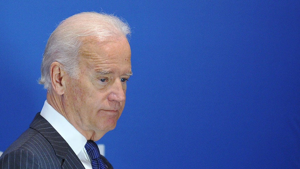 Biden Staffers Knew His Comments On Ukraine Would Bite Him in the Butt