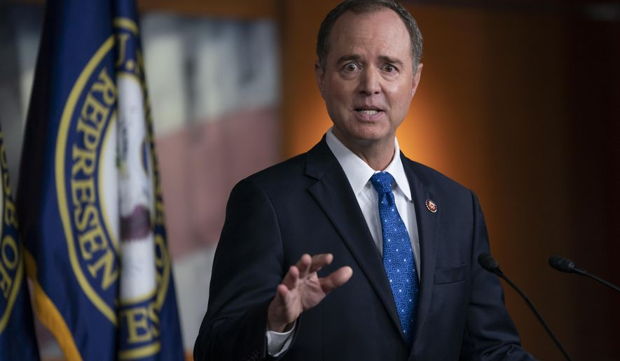 Schiff Had Knowledge of the Complaint BEFORE its Release!