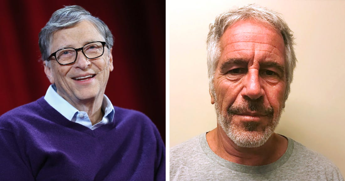 Bill Gates His Relationship With Epstein Was A Mistake