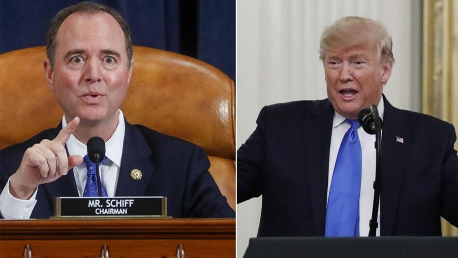 """Shifty Schiff Claims That Case Against Trump is """"Ironclad"""""""