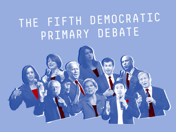 Fifth Democratic Debate a Yawner