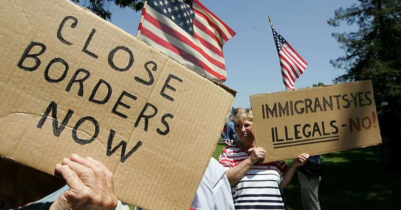 Over Half Americans Want More Deportation