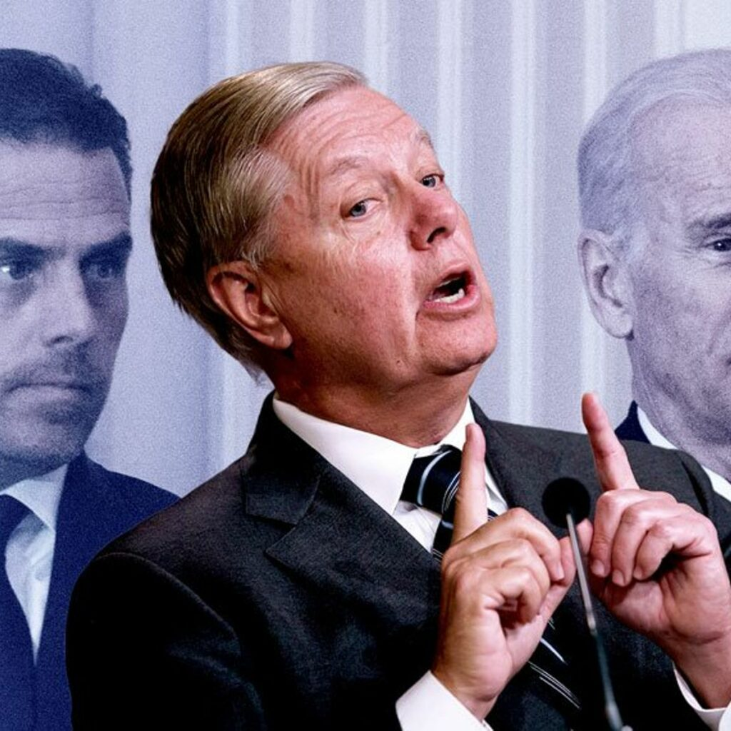 Graham Investigates Bidens, Burisma and Ukraine