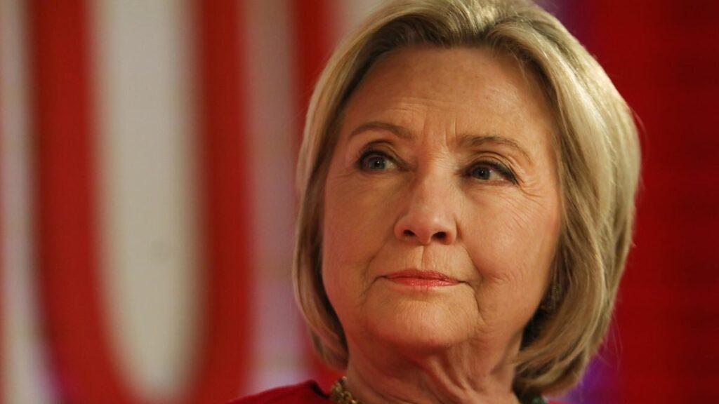 Crooked Hillary hints at 2020 run again
