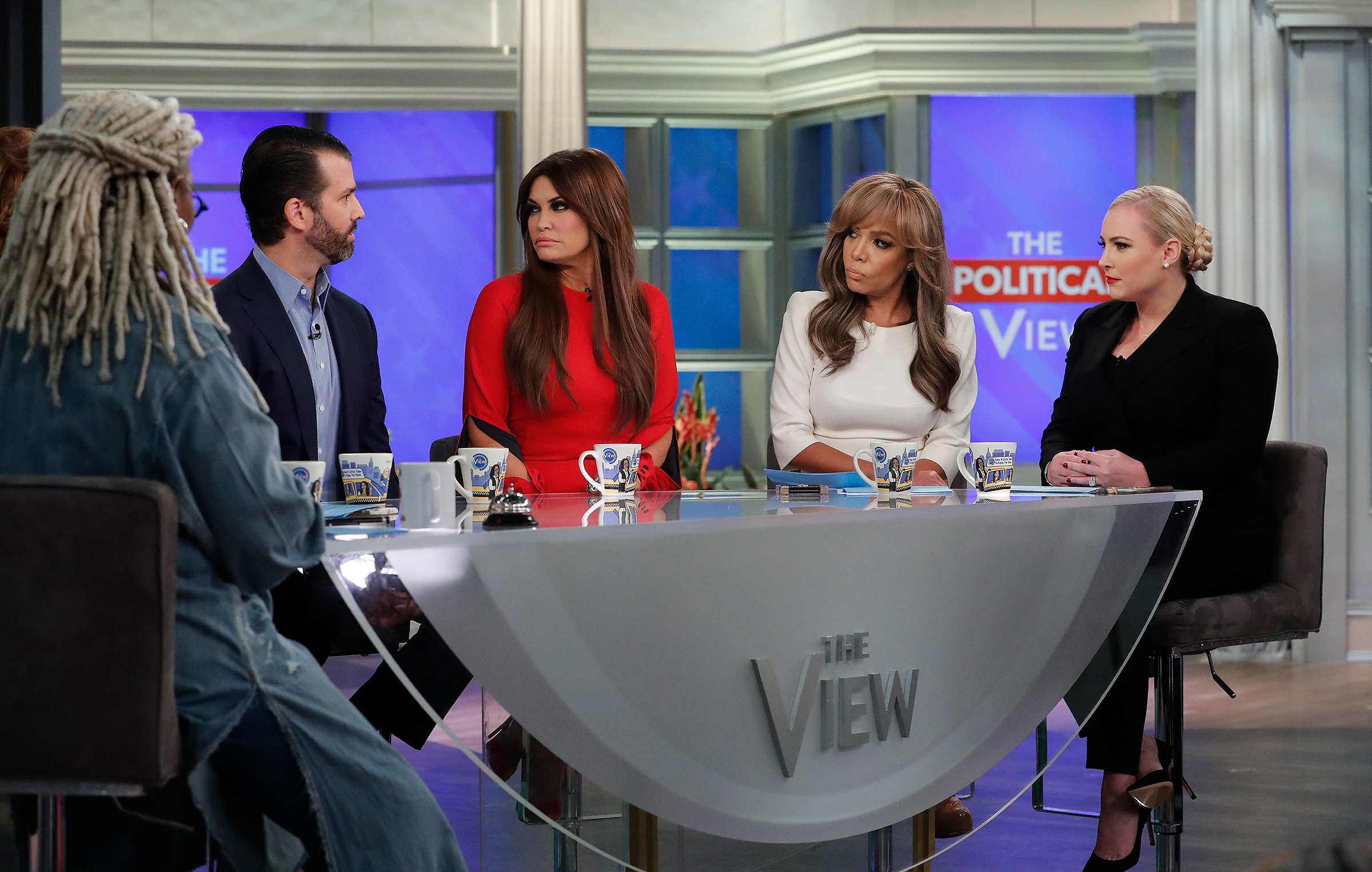 Don Jr. Lays a Smackdown on the 'View'