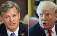 Trump Says FBI Director Wray Is Not the Man to Fix the FBI