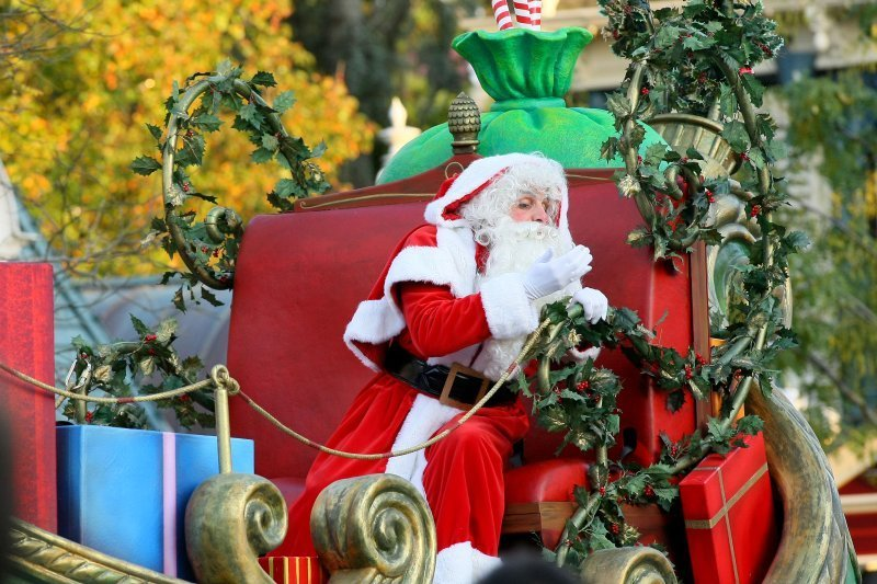 Seven Weird Things You Never Knew About Santa Claus