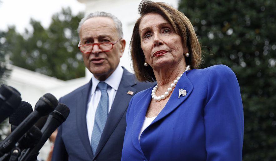 Nancy's Prime Time Meltdown