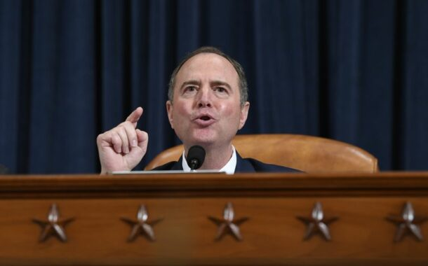 Shifty Schiff Will Be Republican's Key Witness In Judiciary Committee Hearings