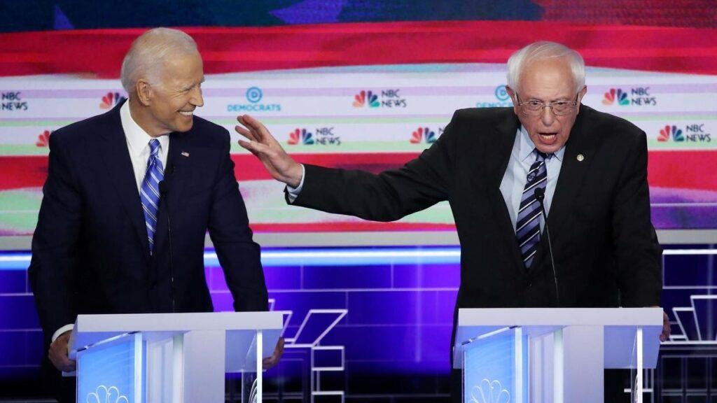 Biden and Sanders in Dead Heat According to Latest Polls