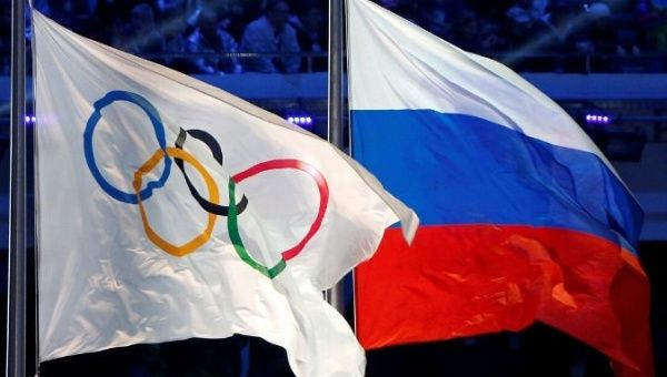 Russian Flag Banned From The Olympics!
