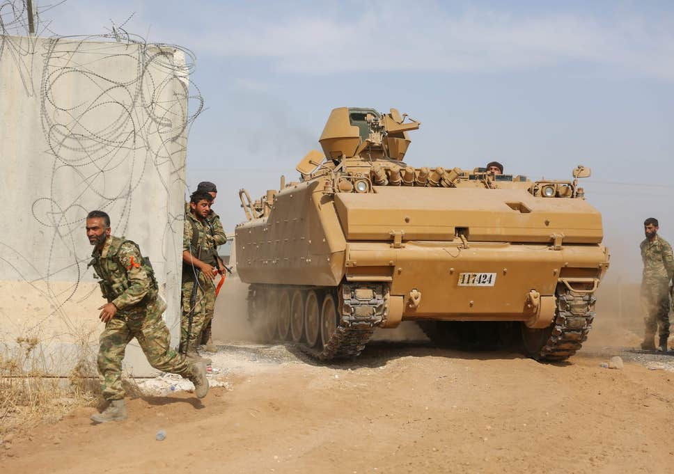 Turkey Is Backing Jihadists To Defend From US Forces