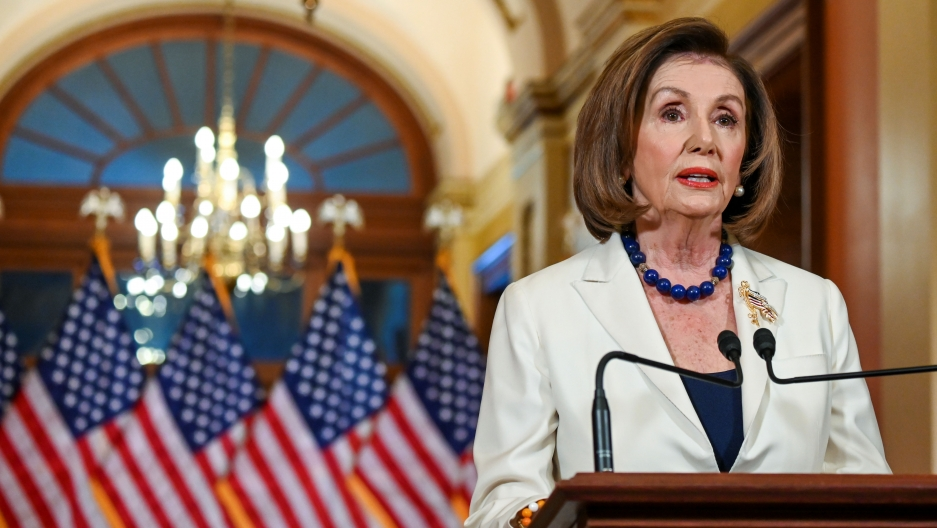 Pelosi Sets Timeline to Move Forward With Impeachment