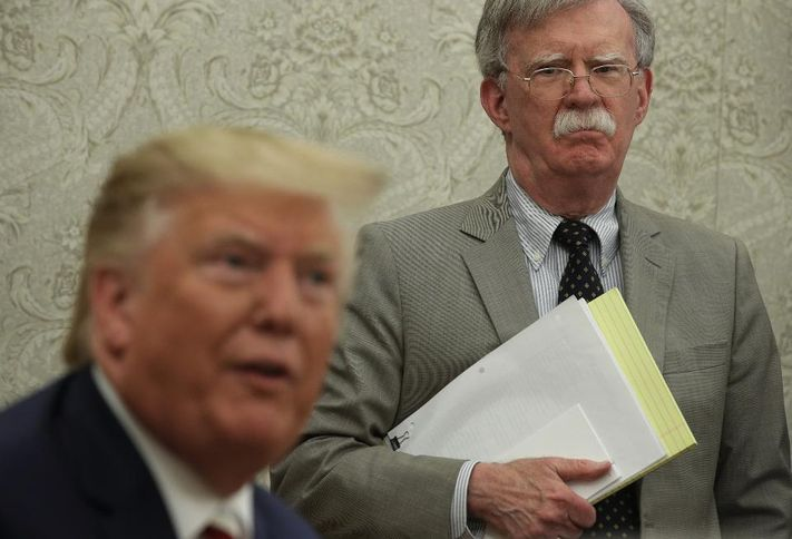 Bombshell! Bolton Will Testify in Senate of Subpoenaed