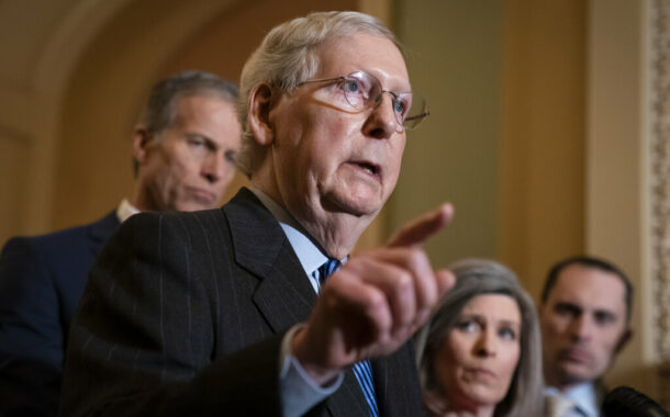 McConnell Says We Still Face Serious Threats From Iran