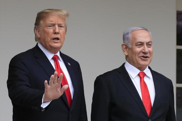 Trump Proposes Very Ambitious Plan for Mideast Peace