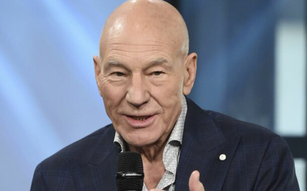 Patrick Stewart Says He Reprises His Role as Piccard to the Rebuke of Trump