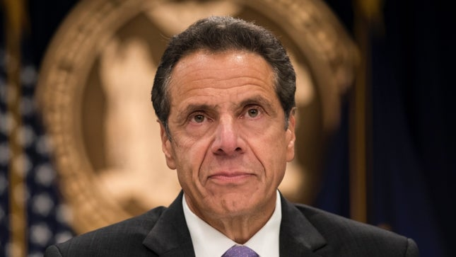 """Trump Says New York Governor Cuomo Has """"Lost His Mind"""""""