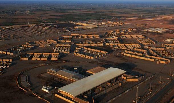Rockets Strike Balad Air Base in Baghdad!