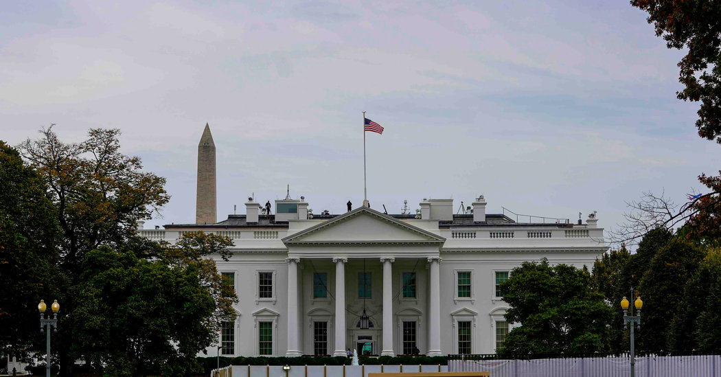 'Anonymous' Author Has Been Identified and Will Soon be Removed From the White House