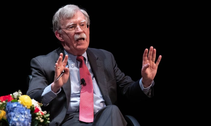Bolton breaks his silence on his role in the Impeachment