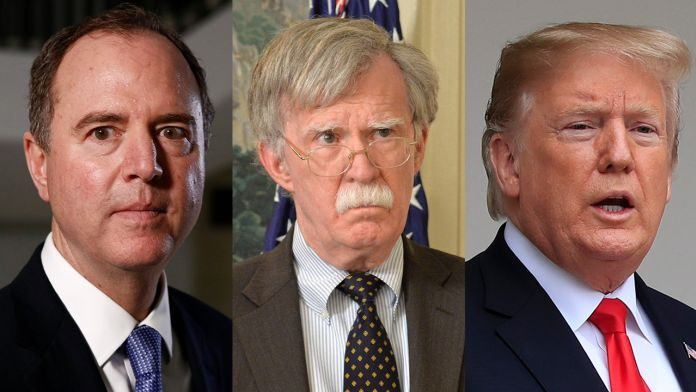 """""""Game Over!"""" Says Trump as Old Videos of Bolton Surface"""