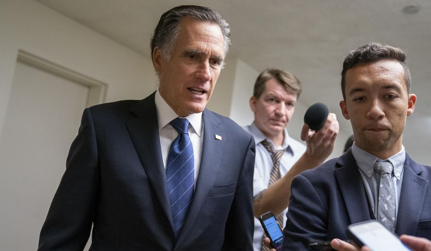 Romney New Darling of the Democrats
