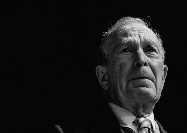 Michael Bloomberg Drops Out