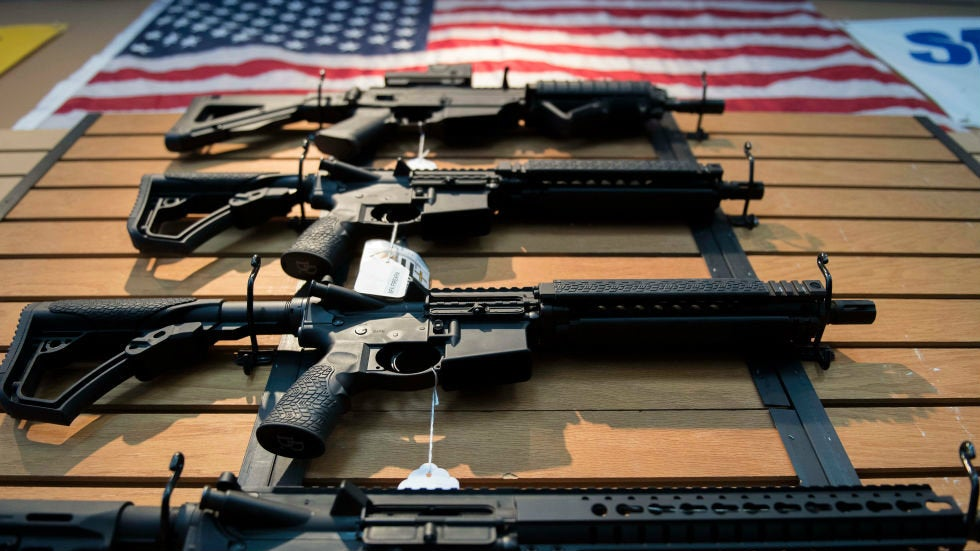 Gun owners sue Connecticut for ban on high-capacity magazines